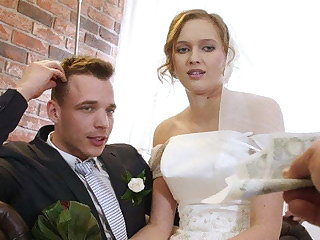 VIP4K. Married couple decides to transfer bride's pussy for acquiescent
