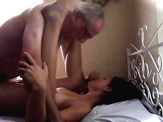 Navea well-fucked on a twin bed